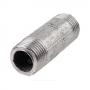 Бочонок стальной оцинкованный Ду 32 L=70мм из труб по ГОСТ 3262-75