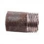 Резьба стальная  Ду 80 L=80мм из труб по ГОСТ 3262-75