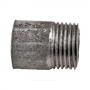 Резьба стальная  оцинкованный Ду 40 L=40мм из труб по ГОСТ 3262-75