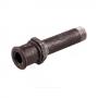 Сгон стальной Ду 32 L=130мм в комплекте ГОСТ 8969-75