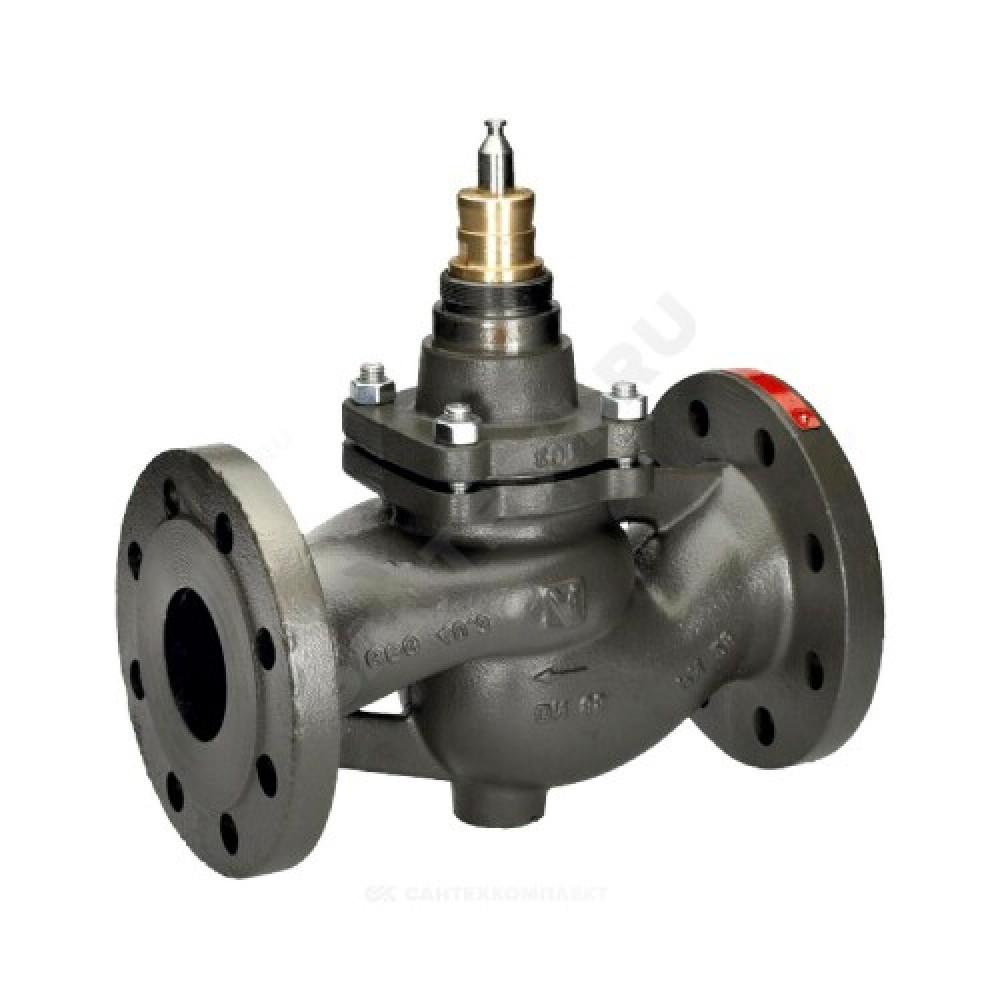 Клапан регулирующий чугун VFS2 Ду 15 Ру25 фл Kvs=4м3/ч Danfoss 065B1515