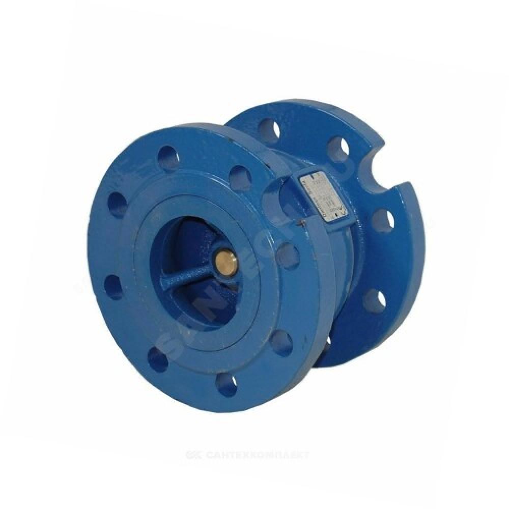 Клапан обратный чугун осевой NVD 402 Ду 65 Ру16 Тмакс=100 оС фланцевый диск чугун с аксиальным затвором Danfoss 065B7472
