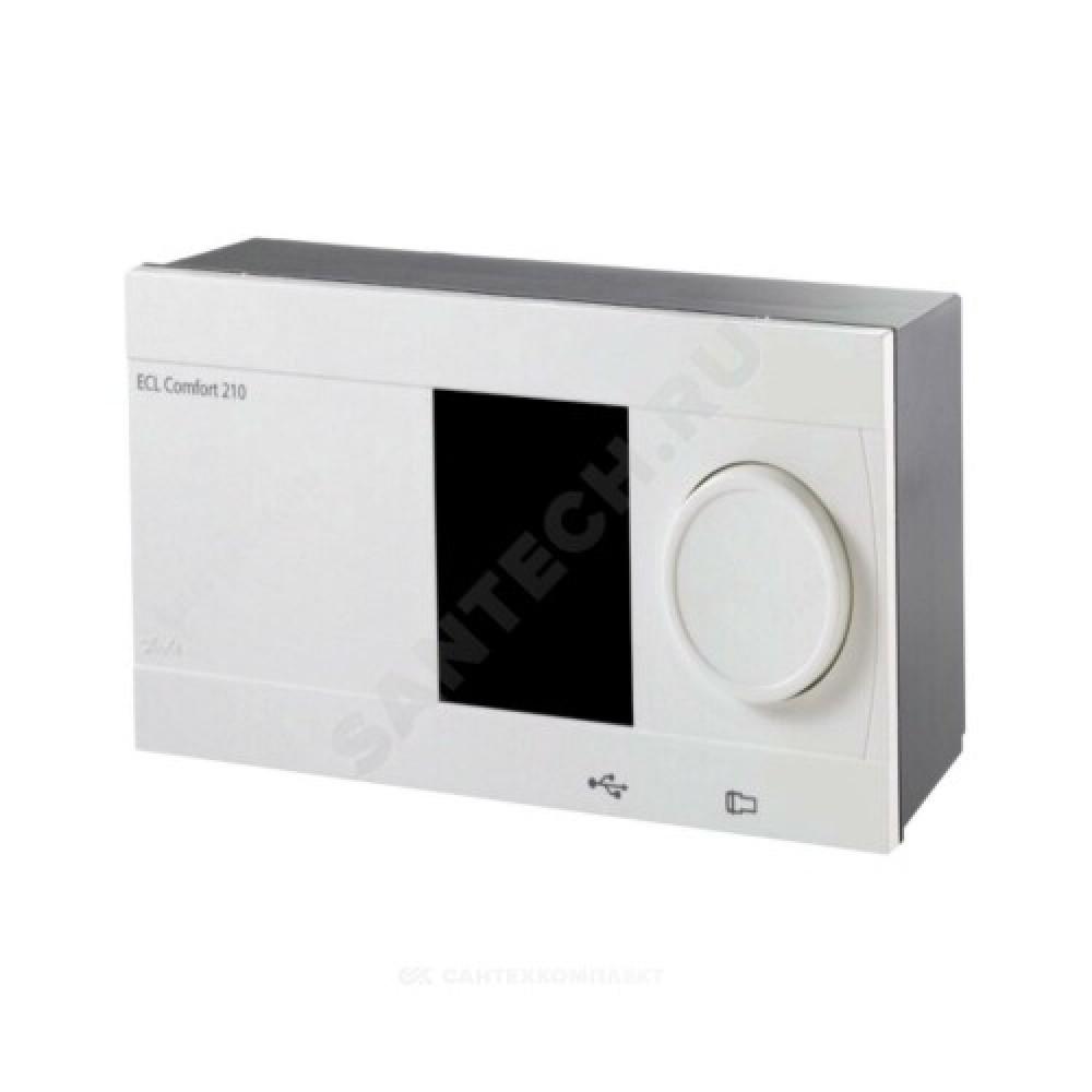 Регулятор электронный ECL 210 230В Danfoss 087H3020