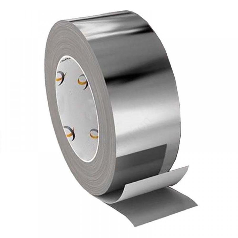Лента алюминиевая 50мм х 50м самоклеящаяся Energoflex EFXL05050ALSK