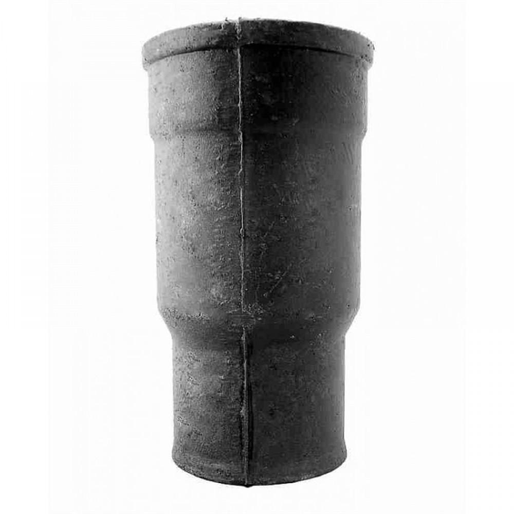 Патрубок чугун канализационный Ду 100 б/н L=210мм ГОСТ 6942-98 компенсационный ДПК