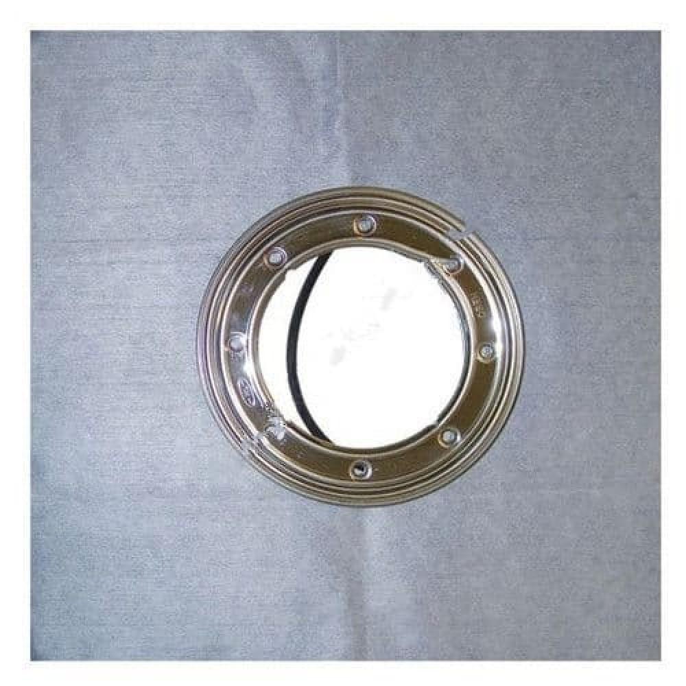 Фланец нерж сталь обжимной гидроизоляционный Дн 148 с полотном типа Montaplast B, резиновым уплотнительным кольцом 500х500мм HL HL8300.M