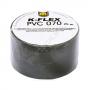 Лента ПВХ PVC AT 070 38мм х 25м черный K-flex 850CG020001