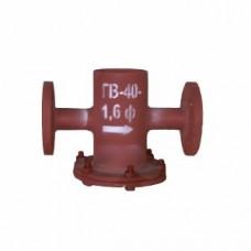 Грязевик вертикальный сталь Ду 50 Ру10 фланцевый КАЗ