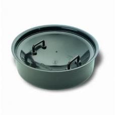Крышка/дно колодца с уплотнительным кольцом 315, Wavin