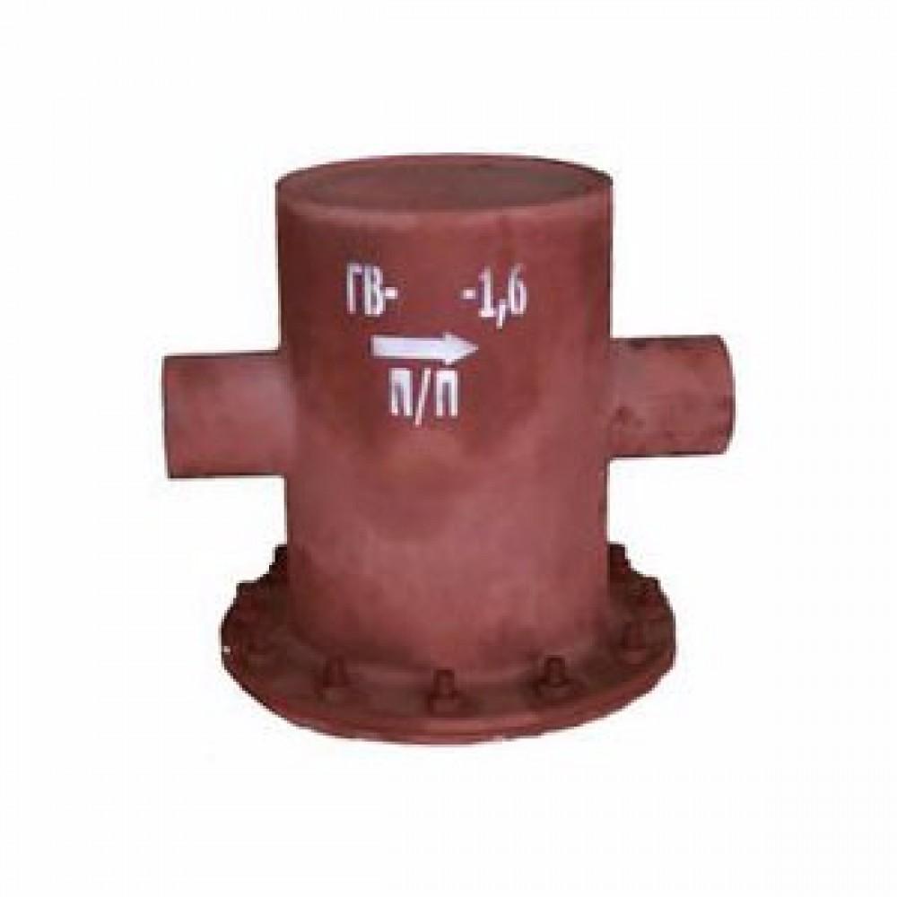 Грязевик вертикальный сталь Ду 100 Ру10 под приварку КАЗ
