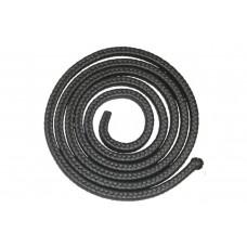 Набивка сальниковая сквозное плетение марка АП-31 10мм ГОСТ 5152-84