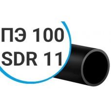 Труба ПНД ПЭ 100 sdr 11 техническая (тип Т) 25х2,3 мм