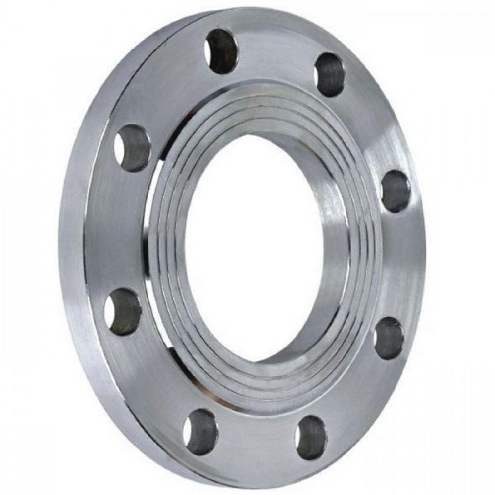 Фланец стальной плоский Ду 15 Ру10 тип 01 ряд 1 исп. B ГОСТ 33259-2015