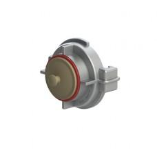 Головка-заглушка 50 мм ГЗ-50А-П алюминий-пластик Татполимер