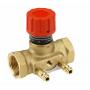 Клапан балансировочный ручной латунь CNT Ду 20 Ру16 ВР Kvs=2.5м3/ч с изм/нип Danfoss 003Z7642