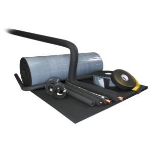 Теплоизоляция из вспененного каучука и аксессуары