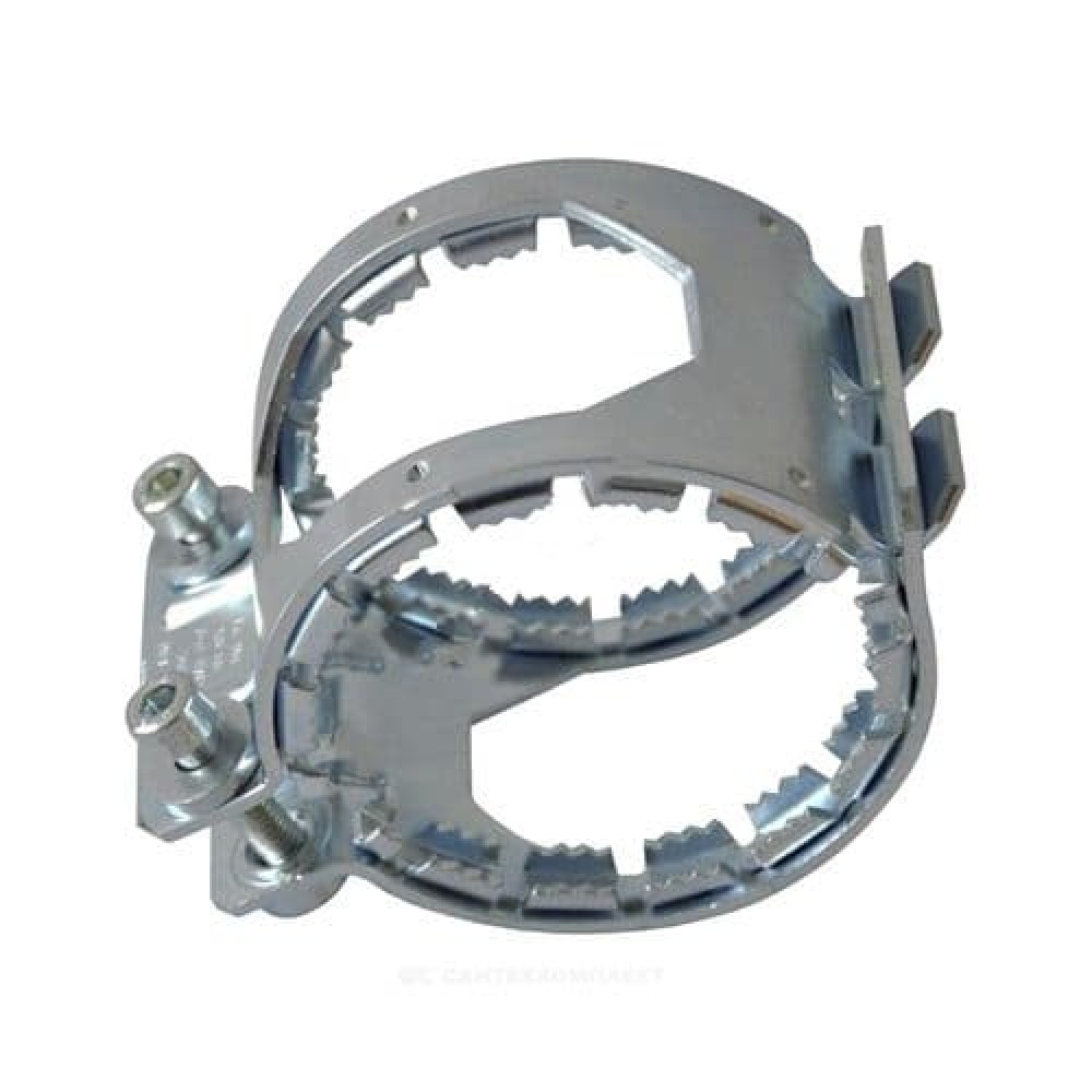 Хомут сталь SML CV Kralle Ду 50 усиливающий FP PREIS 24768