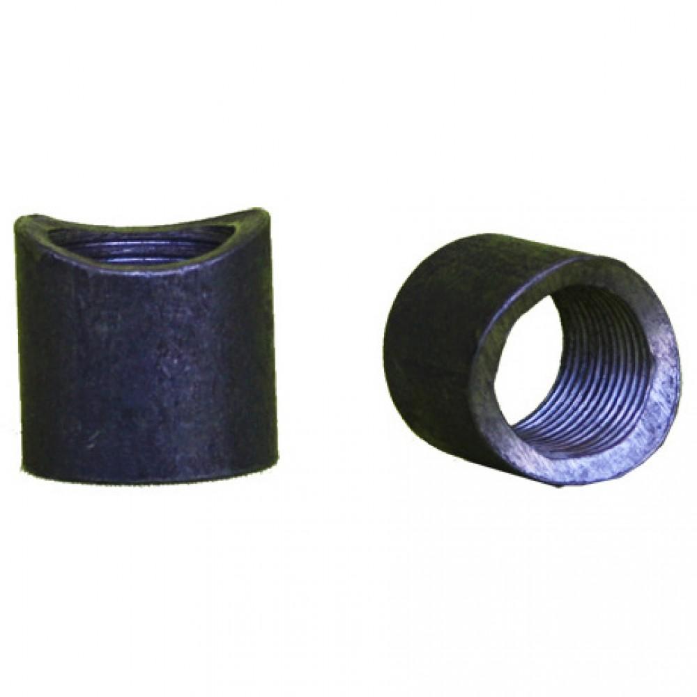 Муфта спринклерная приварная Ду 20 L=36 мм с фрезеровкой КАЗ