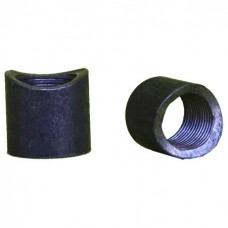 Муфта спринклерная приварная Ду 15 L=20 мм с фрезеровкой КАЗ