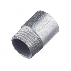 Резьба стальная  оцинкованный Ду 25 L=30мм из труб по ГОСТ 3262-75