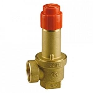 Клапаны предохранительные Giacomini