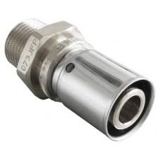 Переходник Oventrop Cofit P 16хRp1/2 никелированный