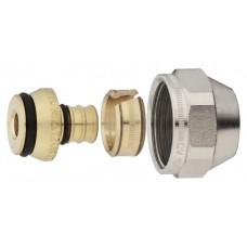 Резьбозажимное соединение Oventrop Cofit S 20xG 3/4 никелированное