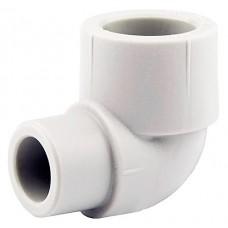 Угольник Ekoplastik  90° 20 мм внутренний/наружный