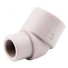 Угольник Ekoplastik 45° 20 мм внутренний/наружный