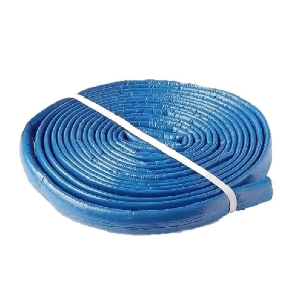Трубка вспененный полиэтилен SUPER PROTECT 35/4 бухта L=11м Тмакс=95°C в защитной оболочке синий Energoflex EFXT0350411SUPRS