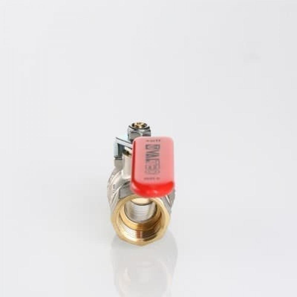 Кран шаровой VALTEC BASE В-Н, рычаг 1 1/4'