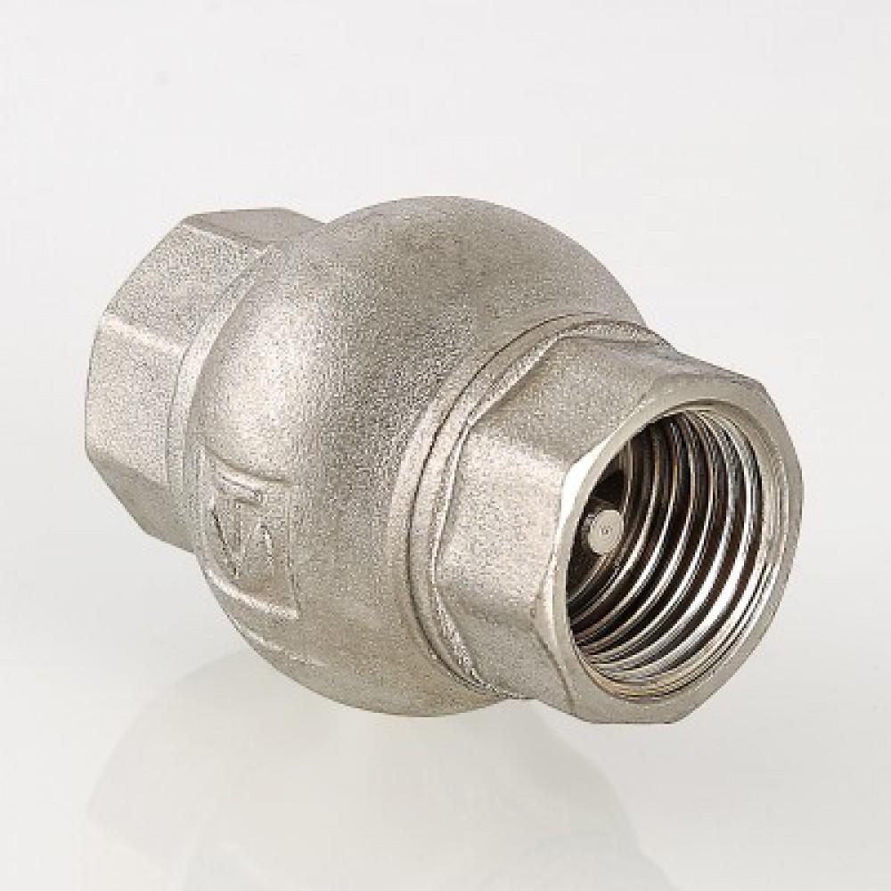 Клапан обратный VALTEC 1' (латунный золотник)