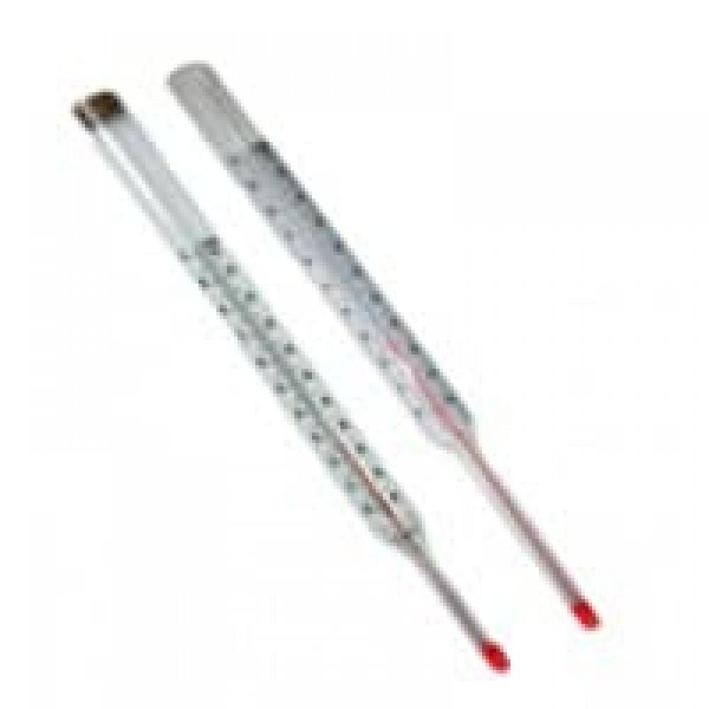 Термометр керосиновый прямой L=103мм 200C ТТЖ-М Стеклоприбор