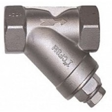 Фильтр сетчатый резьбовой ABRA-YS-3000-SS316-025 Ду 25 (1')