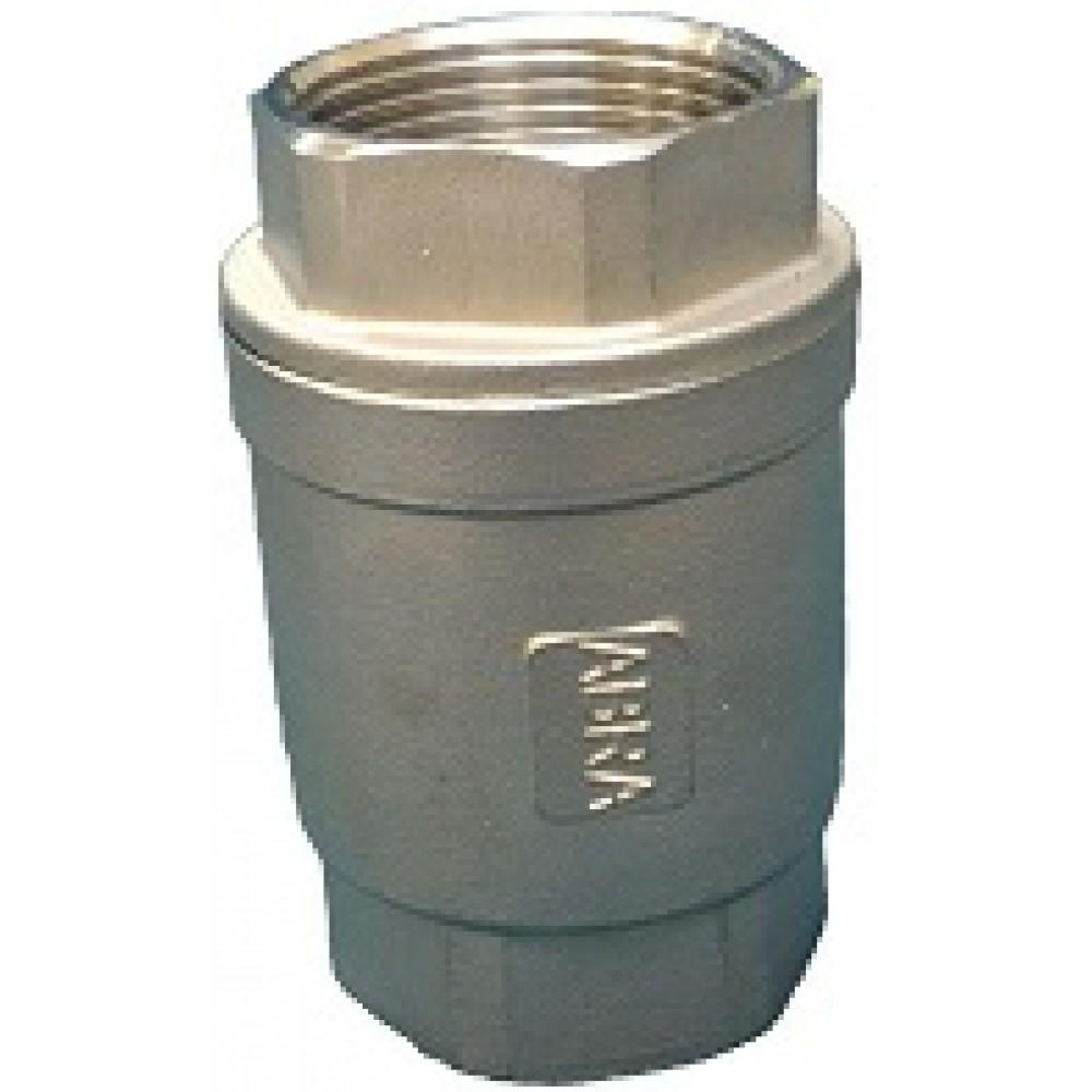 Обратный клапан нержавеющий резьбовой ABRA-D12-015 DN15 PN40