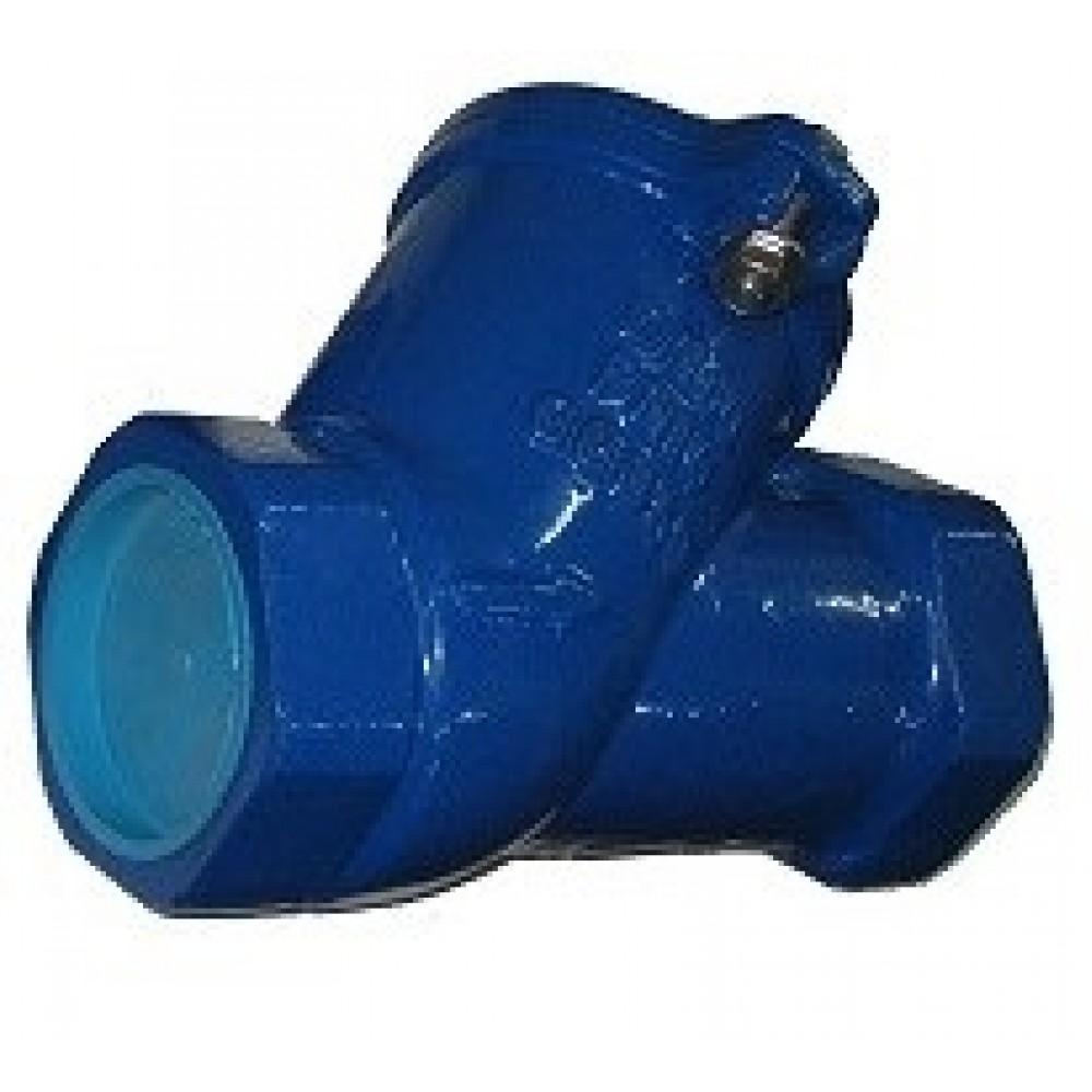 Обратный клапан шаровой резьбовой ABRA-D-022S-NBR-065 DN65 PN16