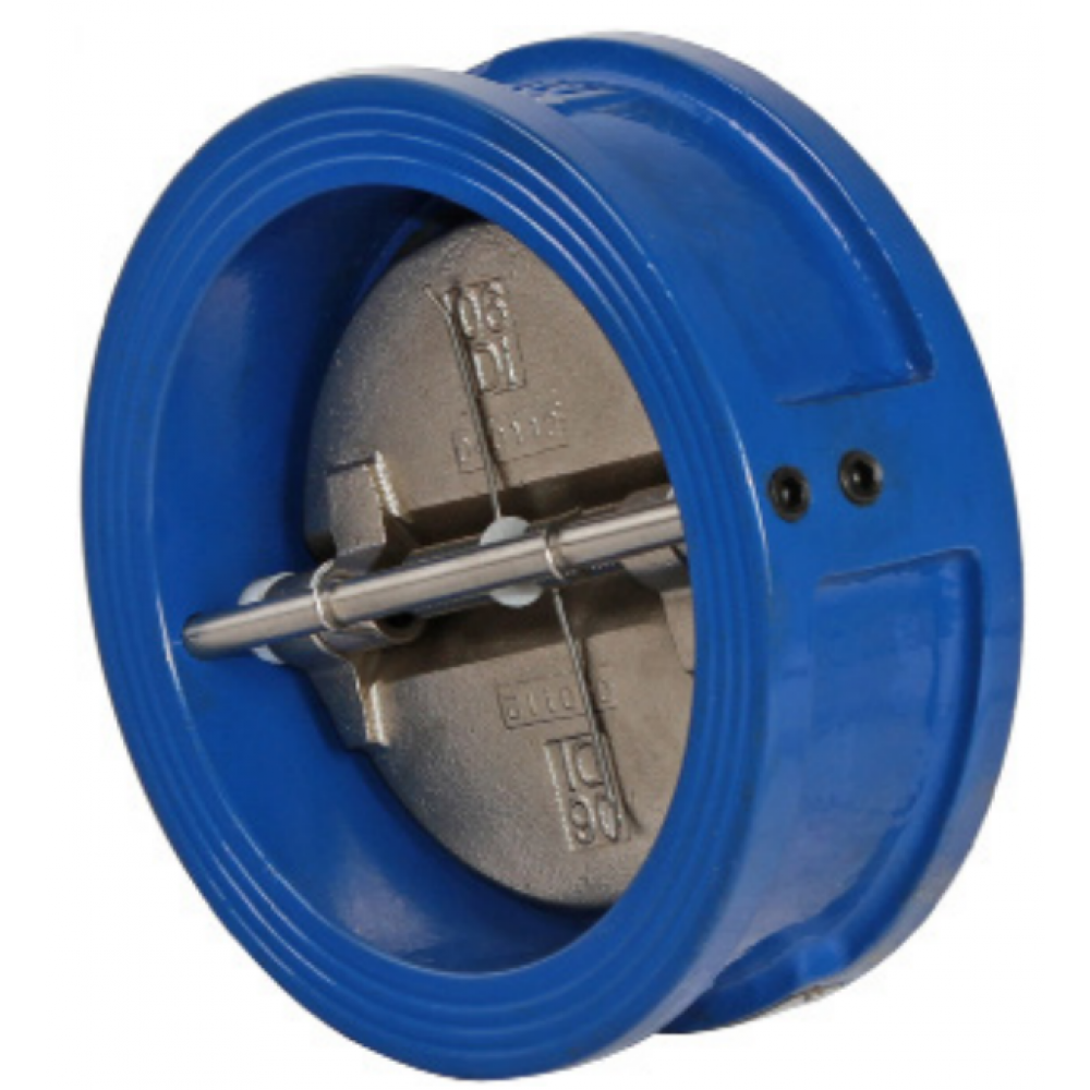 Обратный межфланцевый клапан ЛАЗ DN100 PN16