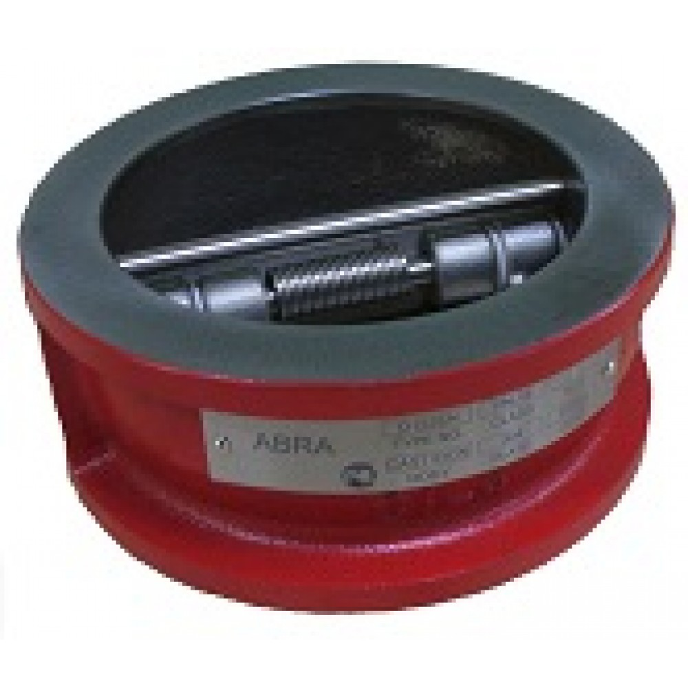 Обратный клапан межфланцевый ABRA-D-122-EN450S DN450 PN16