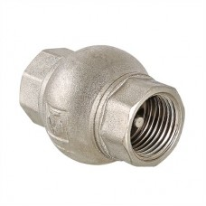Клапан обратный VALTEC 3/4' (латунный золотник)