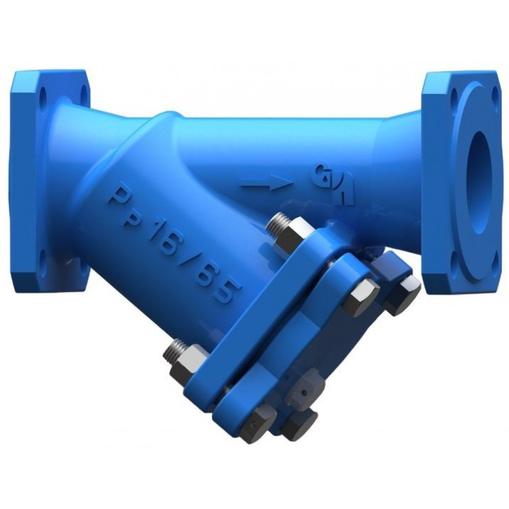 Фильтр магнитный чугун ФМФ Ду150 Ру16 фл Водоприбор