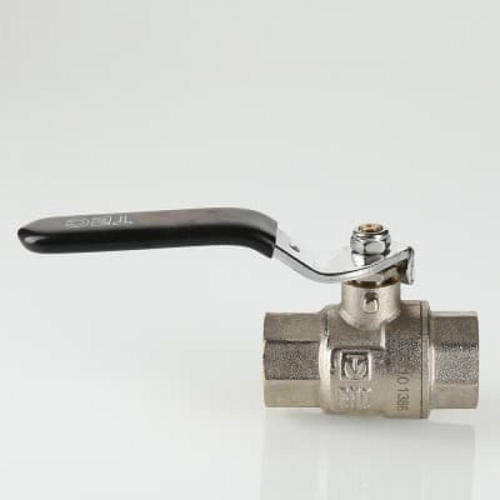 Кран шаровой усиленный VALTEC PERFECT В-В, рычаг 1/2'