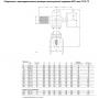 Задвижка AVK клиновая фланцевая длинная с электроприводом AUMA norm DN150 PN16