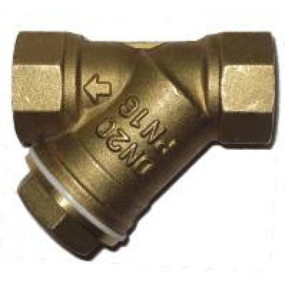 Фильтр сетчатый резьбовой ABRA-YS-3000-E020 Ду 20 (3/4)