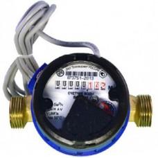 Счетчик воды ВСХд 15 с импульсным выходом Тепловодомер, T 5-50 С°, Ду 15
