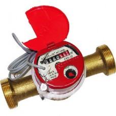 Счетчик воды СКБи 20 с импульсным выходом Водоприбор, T 5-90 С°, Ду 20