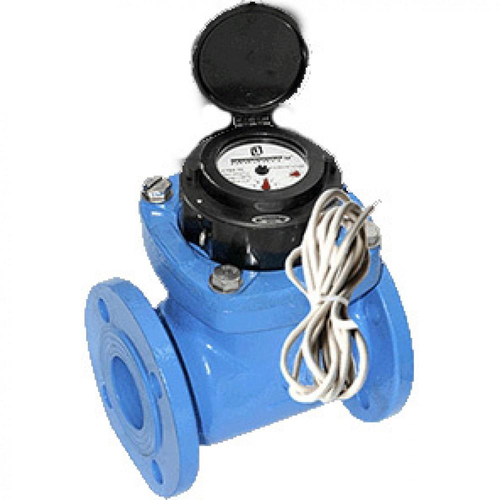 Счетчик воды СТВХ ДГ 50 с импульсным выходом ПК Прибор, T 5 30 С°, Ду 50